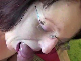 German Bbw Amateur Porn With Anal Lick Ass And Facial Cum