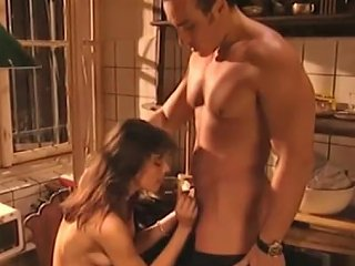 Ivy Crystal Likes To Fuck In The Kitchen Tubepornclassic Com
