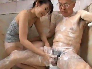 Asian Milfs Vs Old Men 9