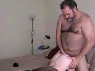 Fat Stepdad Fucks A Beautiful Teen