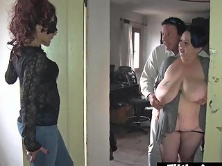 Double Anal Penetration Dap For Nasty MILF In Real Orgy