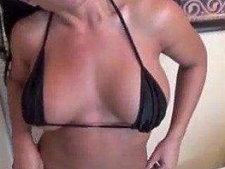 Mom's Bikini Haul Ends With A Bang