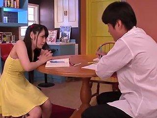 Best Japanese Chick In Incredible Footjob Hd Jav Movie